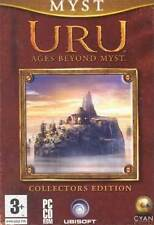 Uru Ages Beyond Myst Collectors Edition - Pc (New)