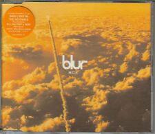 Blur - M.O.R. (MOR) - UK 4 track CD