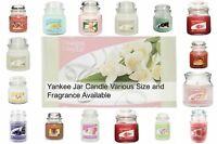 Yankee Candle Jar Candle 22oz/18.9oz/14.5oz /12oz /623g/ 538g /411g /340g