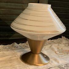 Vintage Atomic Eames Era 1950-60 Ceiling Lamp Light Original Period Piece