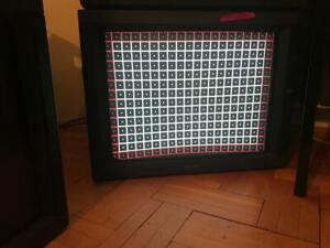 Sony Trinitron PVM-2950QM Video Colour Monitor in very good condition.
