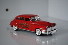 SOLIDO FRANCE CHRYSLER WINDSOR FIRE DEPT TBE SANS BOITE MINIATURE 1/43