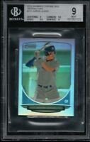 BGS 9 w/9.5 AARON JUDGE 2013 Bowman Chrome Mini REFRACTOR RC #/125 Rookie MINT