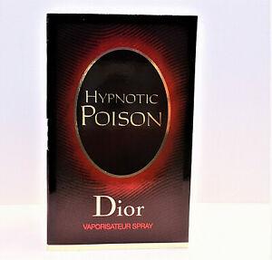 Women's Dior Hypnotic Poison Eau de Toilette Sample Vial 1 ml -  choose qty
