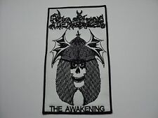 merciless the awakening   EMBROIDERED PATCH