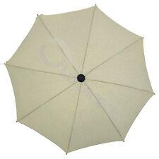 Pram Parasol Baby sun UMBRELLA To Fit Joie Stroller Buggy Pram NEW  denim grey