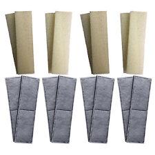 8 x Compatible Fluval U4 Foam and Polycarbon Cartridges Internal Filter Sponges