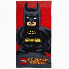Lego Batman Character Dc Comics Superheroes Kapow Beach Bath Swimming Pool Towel