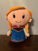 "Itty Bittys Disney's ""Frozen"" Movie Anna 10 Inch Plush Doll From hallmark"