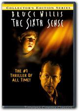 The Sixth Sense Dvd New Bruce Willis Haley Joel Osment Toni Collette
