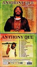 """ANTHONY QUE """"Meditation Time"""" (CD Digipack) 2012 NEUF"""
