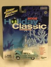 Johnny Lightning 1:64 Die-cast 2002 Holiday Classic 1955 Chevy Bel Air