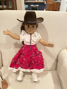 Cowboy Outfit fits American Girl 18 Inch doll