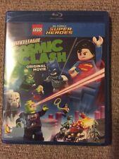 LEGO DC Super Heroes: Justice League Cosmic Clash (Blu-ray/DVD/Digital) NEW USA!