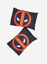 Marvel Deadpool 2-Pack Standard Pillowcase Set  NEW