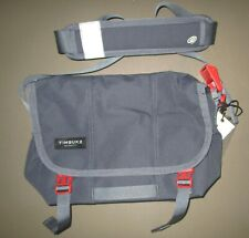 TIMBUK2~XS Granite / Flame Flight Classic Messenger Bag