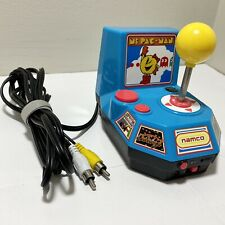 Jakks Pacific 2004 Namco Plug & Play TV Games 5 in 1 Ms Pac-Man Classic Retro