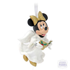 Disney Parks Exclusive Angel Wings Minnie Mouse Ornament NWT