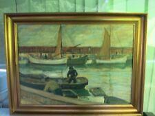Impressionismus,Museales Antikes, Ölgemälde.Original.