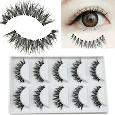 5 Pair/Lot Crisscross False Eyelashes Lashes Voluminous HOT Eye Lashes Natural