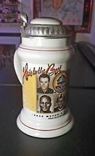 2000 Pro Football Hall Of Fame Stein  Joe Montana