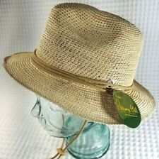 Fedora the Original Panama Hat Summer Handmade in Ecuador Pro Puebo Fair Trade