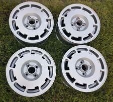 "14"" Pirelli P-slot wheels 4x100 MK1 MK2 Golf Volk Rays BBS WORK"