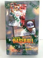 1995 Fleer Baseball Factory Sealed Series 1 Wax Box (36)  Hot Packs possible