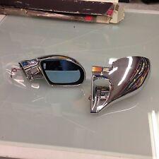 Specchi Specchietti retrovisori esterni cromati tuning sportivi DTM tipo BMW M