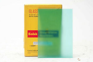 "Eastman Kodak 5x7"" Day View Screen Green Type 5R N2782"