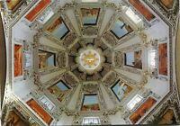 Alte Kunstpostkarte - Dom zu Salzburg - Kuppel
