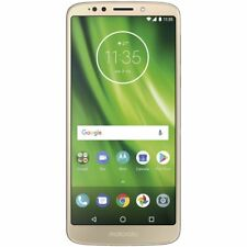 Motorola Moto G6 Play 32GB Unlocked Smartphone Fine Gold