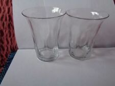 Tumbler Hand Blown Crystal & Cut Glass Objects