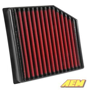 AEM DryFlow Air Filter FOR LEXUS GS460 4.6L V8 08-11 28-20452