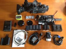 JVC GY-HD111 ProHD video kit with extras in excellent condition