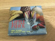 Retro Boxed Party Forks