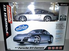 PORSCHE 911 CARRERA R/C 1:16 SILVERLIT. ITEM NO.86047. NEW IN BOX