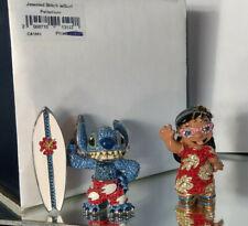 Swarovski Disney Arribas Figur Lilo & Stitch OVP MIB