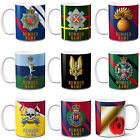 Personalised British Military Mug Remembrance Poppy Official Birthday Dad Gift