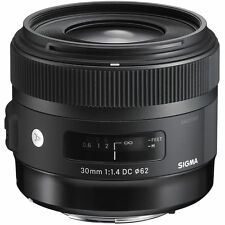 Sigma 30mm f/1.4 DC HSM Art Lens - Sony Fit