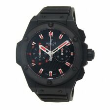 Hublot King Power Black Magic Chronograph Watch Box/Papers 715.CI.1123.RX