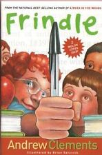 Frindle by Andrew Clements - Grades 4-6 Ages 9-12 (Paperback) - Scholastic
