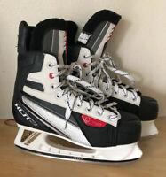 Oxelo XLR3 Men's Hockey Skates 11.5 USA Size