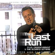 The Last Run / Scorpio Letters - Complete - Limited Edition - Jerry Goldsmith