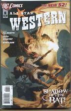 All Star Western 2011 series # 6 near mint comic book