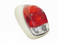 VW Bug Beetle Tail Light Assembly Left Side Red Lens 1968 1969 111945095R