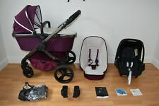 Travel System 3in1 iCandy Peach 5 in Damson