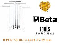 Snodo Snodi Serie chiavi a T snodate 8 pezzi BETA codice articolo 952