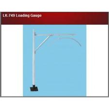 Peco LK-749 Loading Gauges (Pk 2) O Gauge