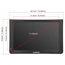 Portable LED TV Fernseher DVB-T/DVB-T2 11.6 Zoll USB Mediaplayer 12V super+